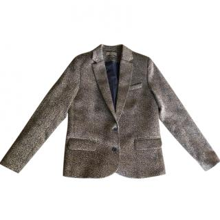 Paul & Joe Sister brocade blazer