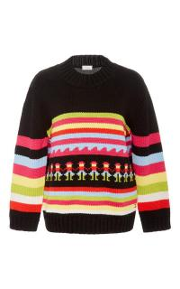 Temperley London Nevada Stripe Jumper (RPP �474)