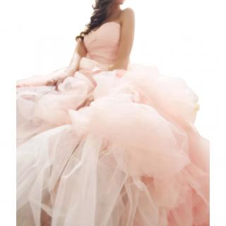 Alexander Rossi Wedding Dress