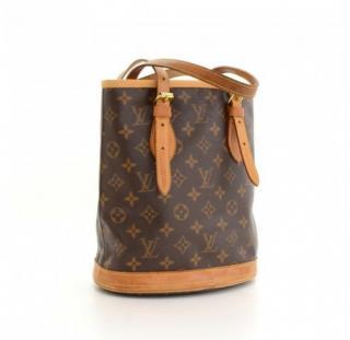 Louis Vuitton Bucket PM Shoulder Bag 10302