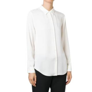 Theory White Shirt