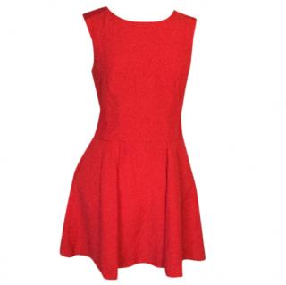 Alice Temperley Red Dress
