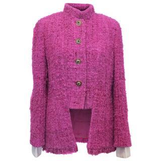 Chanel Fuschia Bombay Jacket