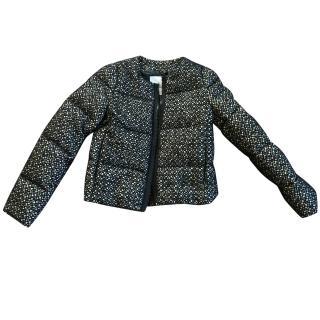 Moncler Black and White Jacket