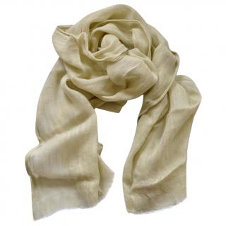Ralph Lauren Collection linen scarf