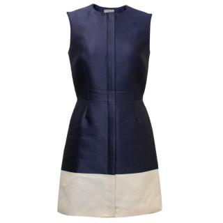 Balenciaga Blue A-line Dress