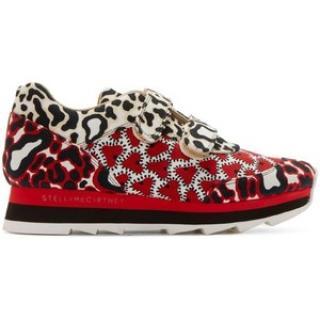 Stella McCartney 'Animal' Print Sneakers