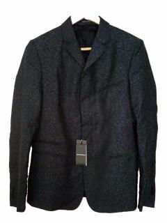 New Emporio Armani virgin wool men's Jacket