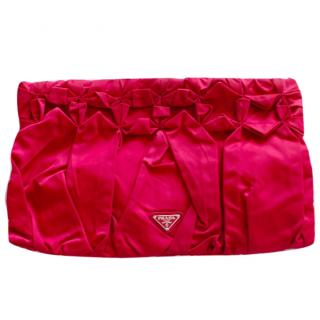 Prada Oversized Clutch Bag