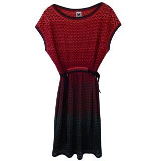 M Missoni Multicoloured Dress