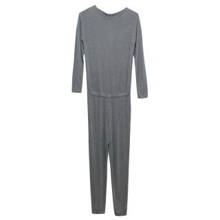 Juvia Grey Jersey Jumpsuit