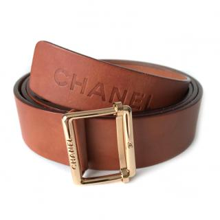 Chanel Double Wrap Belt