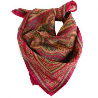 Etro silk scarf for spring