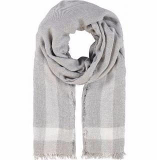 Stella McCartney Grey Scarf
