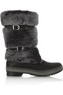 UGG Australia Women's Black Lilyan Snow/Ice Boots