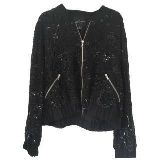 Needle and Thread Black Jacket