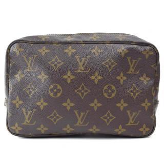 Louis Vuitton Cosmetic Pouch Trousse Toilette Monogram 10360