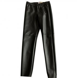 Michael Kors Faux Leather Pants