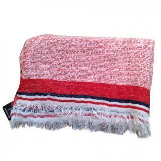 Boss linen scarf