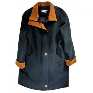 Avoca Anthology wool & cashmere coat