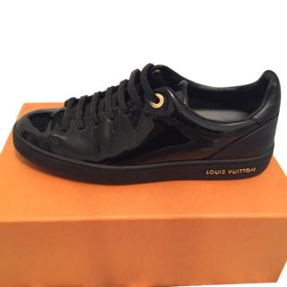 Louis Vuitton Patent Sneakers