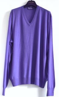Ralph Lauren Purple Label cashmere jumper