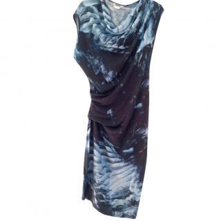 Helmut Lang Patterned Dress