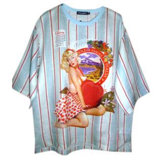 Dolce & Gabbana Linen T-shirt