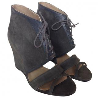 Surface to Air Wedge Sandal Ankle Boot