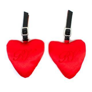 Roger Vivier Heart Shaped Shoe Cushions
