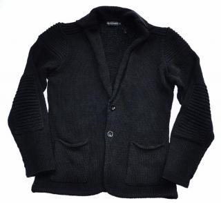 Ralph Lauren Black Label cotton-linen blend cardigan
