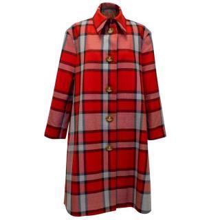 Vivienne Westwood Red Label Tartan Coat