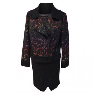 Marchesa Voyage Jacket and Dress