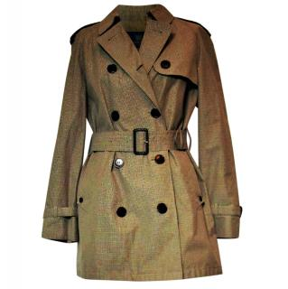 Aquascutum Belted Trench Coat