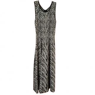 Issa Intarsia dress S