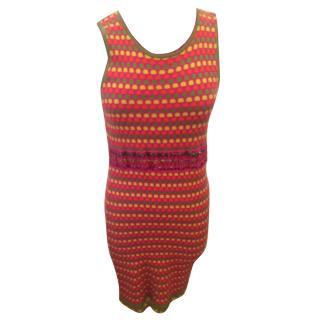 Christian Lacroix pure cotton dress size 8