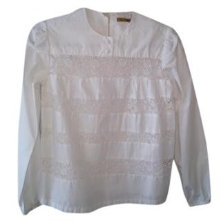 Peter Jensen lace blouse