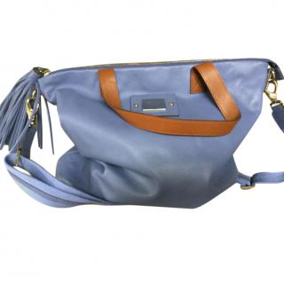 Anya Hindmarch Blue Shoulder Bag