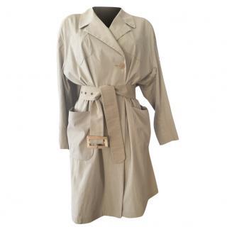 JIL SANDER spring coat size S