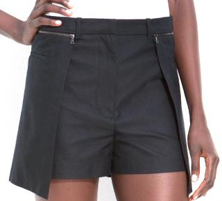 3.1 Philip Lim Black Shorts