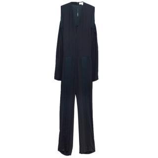 Stella McCartney Navy Jumpsuit