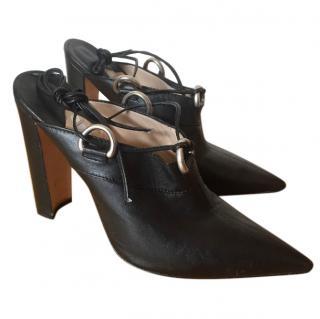Manolo Blahnik Mule Heels