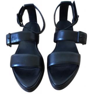 Alexander Wang black sandals