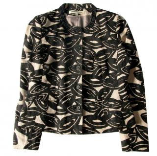 Clements Ribeiro Printed Jacket