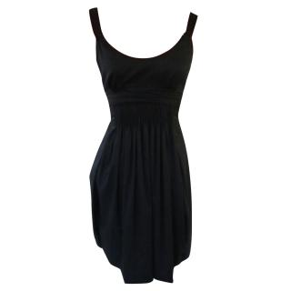 Elie Tahiri Navy Dress