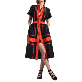 Temperley London RTW Edie Shirt Dress RPP 876