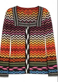 Missoni Patterned Knit Jacket