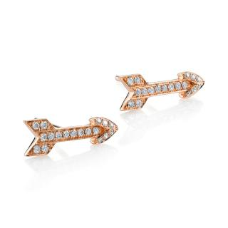 Anita Ko Diamond Arrow Earring 18ct Gold