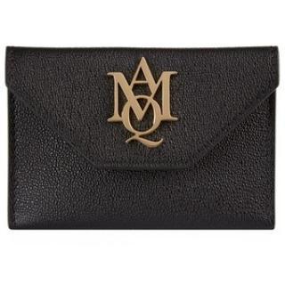 Alexander McQueen Insignia Envelope Card Holder