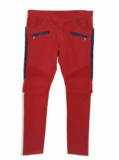 Balmain Red Jeans